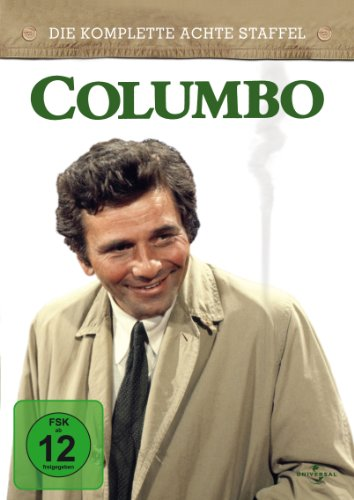 Columbo Staffel  8 (3 DVDs)