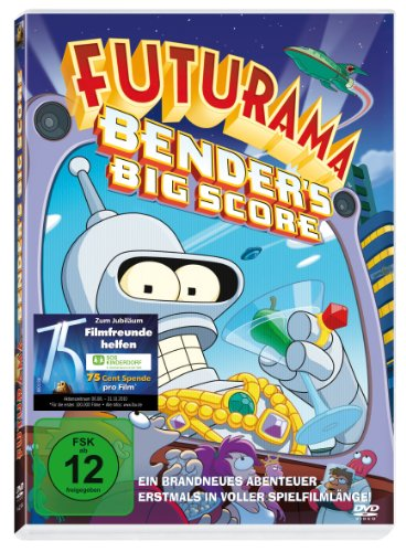 Futurama Benders Big Score