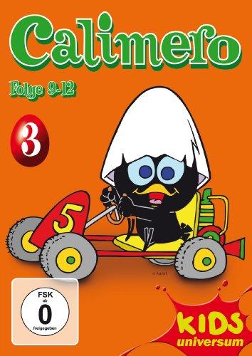 Calimero 3: Folgen 9-12