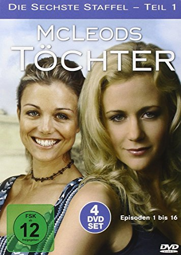 McLeods Töchter Staffel 6, Teil 1 (4 DVDs)