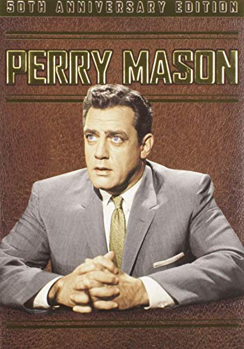 Perry Mason (50th Anniversary Edition) [RC 1]