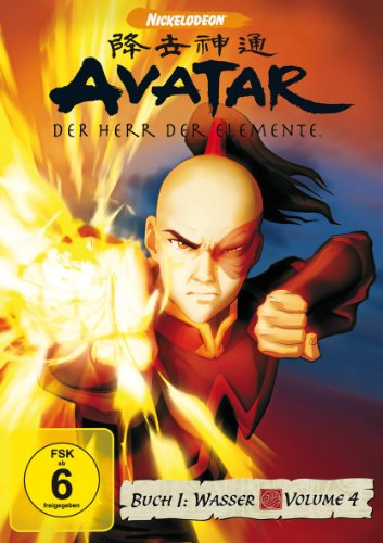 Avatar - Der Herr der Elemente Buch 1: Wasser, Vol. 4