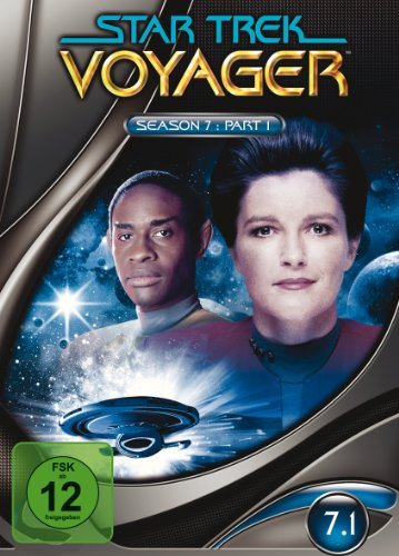 Star Trek - Voyager Season 7.1 (3 DVDs)