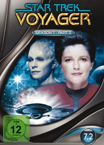 Star Trek - Voyager Season 7.2 (4 DVDs)