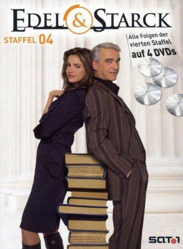 Edel & Starck Staffel 4 (4 DVDs)