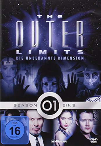 The Outer Limits - Die unbekannte Dimension Season 1 (6 DVDs)