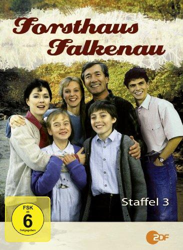 Forsthaus Falkenau Staffel  3 (4 DVDs)