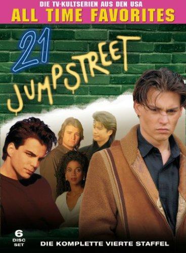 21 Jump Street Staffel 4 (6 DVDs)