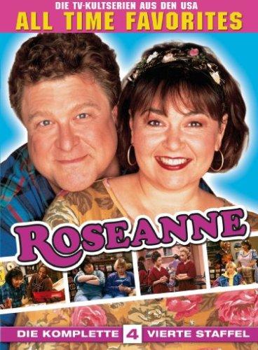 Roseanne Staffel 4 (4 DVDs)