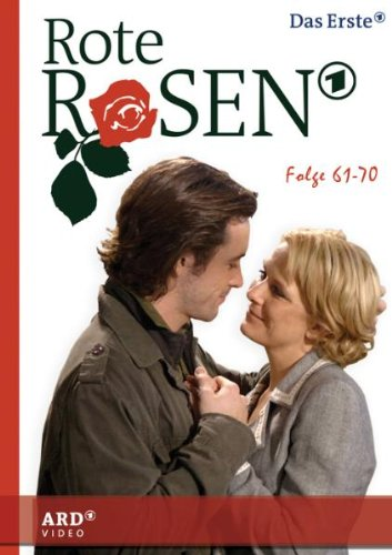 Rote Rosen Folgen 61-70 (3 DVDs)