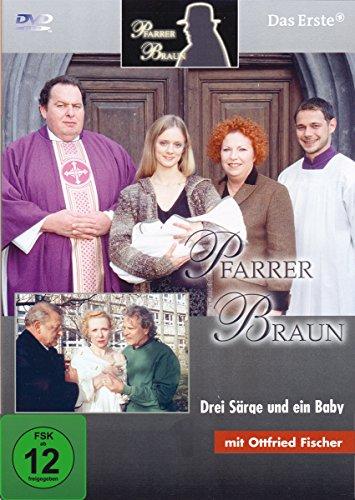 Pfarrer Braun 08. Drei Särge und ein Baby