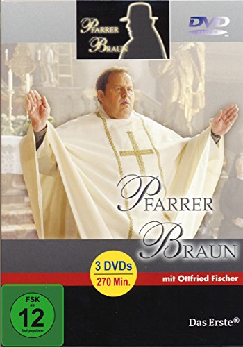 Pfarrer Braun Box-Set 4 (Folge 10-12)