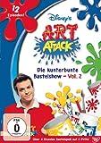 Die kunterbunte Bastelshow, Vol. 2 (2 DVDs)