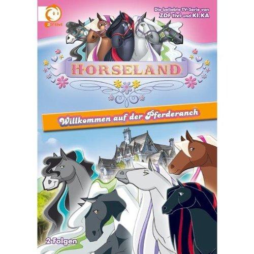 Horseland Vol. 1 - Willkommen auf der Pferderanch