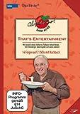 That's Entertainment (14 Folgen auf 2 DVDs mit Kochbuch)