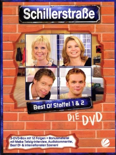 Schillerstraße Best of Staffel 1 & 2 (3 DVDs)