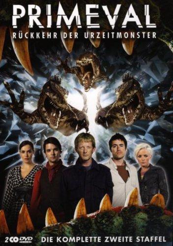 Primeval - Rückkehr der Urzeitmonster: Staffel 2 (2 DVDs)