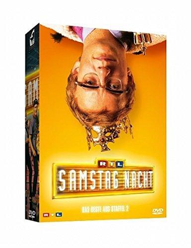 RTL Samstag Nacht Das Beste aus Staffel 2 (5 DVDs)