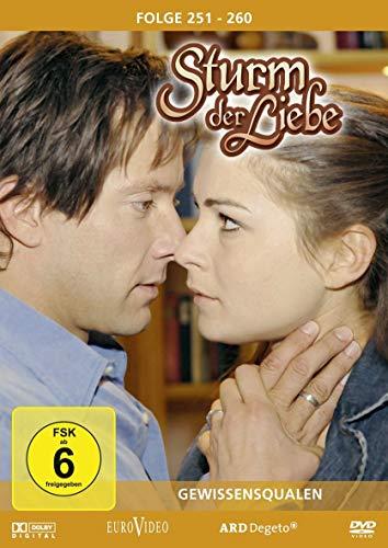 Sturm der Liebe 26 - Folge 251-260: Gewissensqualen (3 DVDs)