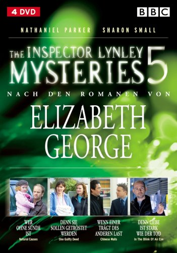 The Inspector Lynley Mysteries Box 5 (4 DVDs)
