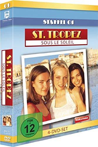 Saint Tropez Staffel 1 (4 DVDs)
