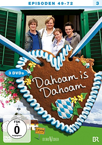 Dahoam is Dahoam Staffel 3, Episoden 49-72 (3 DVDs)