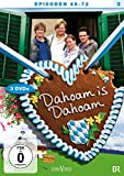 Dahoam is Dahoam - Staffel 3, Episoden 49-72 (3 DVDs)