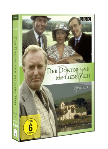 Der Doktor und das liebe Vieh Staffel 2 (4 DVDs)