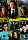 Without a Trace - Spurlos verschwunden: Staffel 4 (4 DVDs)