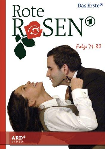 Rote Rosen Folgen 71-80 (3 DVDs)