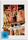 Indiana Jones Trilogie (Steelbook)