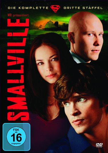 Smallville Staffel  3 (6 DVDs)