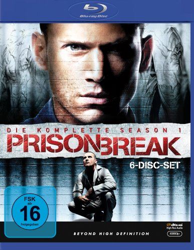 Prison Break Staffel 1 [Blu-ray]