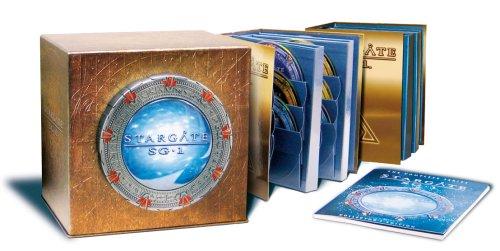 Stargate Kommando SG-1 - Season 1-10 (60 DVDs)
