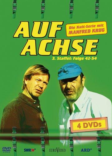 Auf Achse Staffel 3.0 (Folge 42-54, Softbox, 4 DVDs)