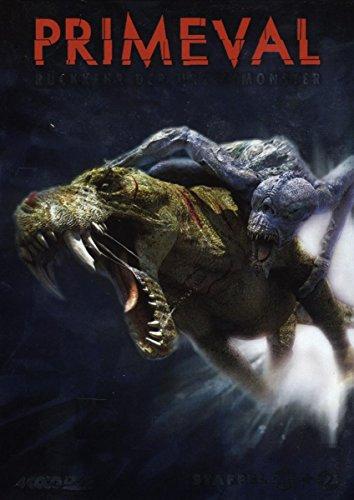 Primeval - Rückkehr der Urzeitmonster: Staffel 1+2 (4 DVDs)