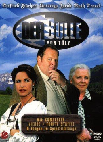Der Bulle von Tölz Staffel  4+5 (4 DVDs)