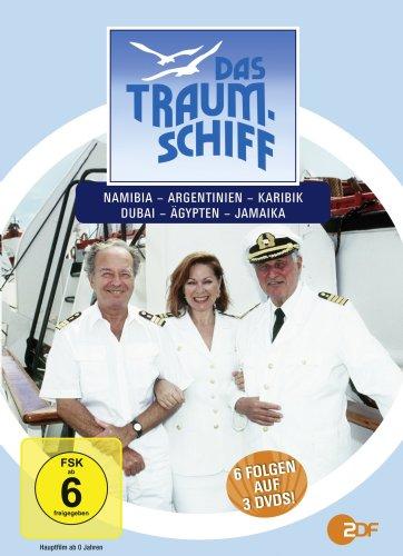 Das Traumschiff DVD-Box V (3 DVDs)