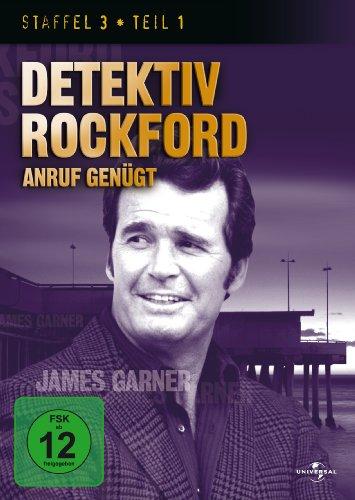 Detektiv Rockford Staffel 3.1 (3 DVDs)