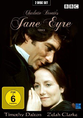 Charlotte Bronte's Jane Eyre (1983) - 3er DVD Set