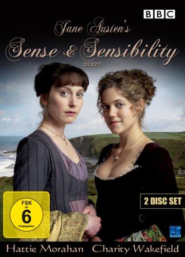 Jane Austen's Sense & Sensibility-Sinn und Sinnlichkeit (2007) (2 DVDs)