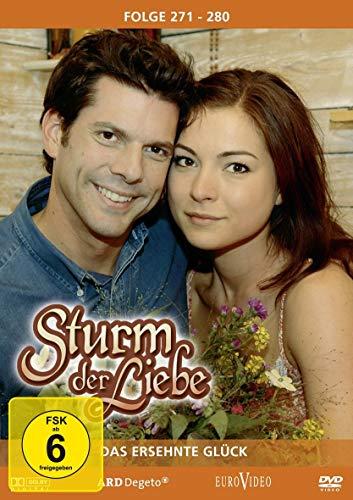 Sturm der Liebe 28 - Folge 271-280: Das ersehnte Glück (3 DVDs)