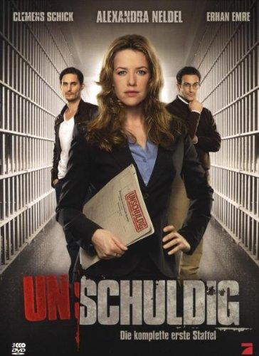 Unschuldig Staffel 1 (3 DVDs)