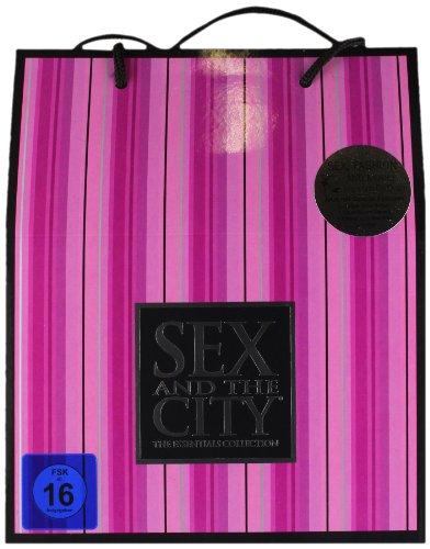 Sex and the City Essentials Collection (im stylischen Shopping-Bag mit Booklet und Bonus-Disc)