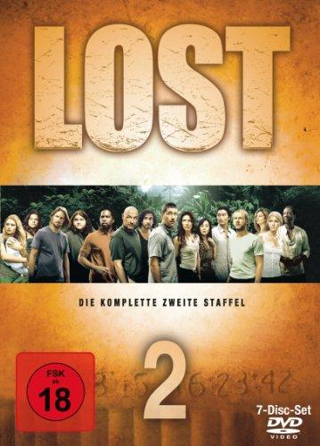 Lost Staffel 2 (7 DVDs)