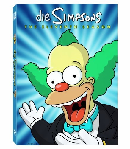 Die Simpsons Season 11 (Collector's Edition, 4 DVDs)