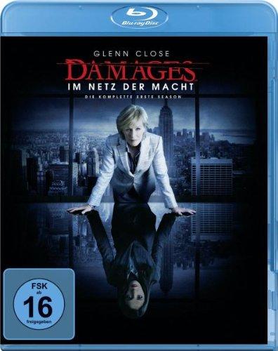 Damages - Im Netz der Macht Staffel 1 (4 Discs) [Blu-ray]