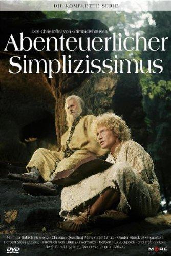 Abenteuerlicher Simplizissimus 2 DVDs