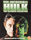 The Incredible Hulk - The Complete Collection (24 DVDs)
