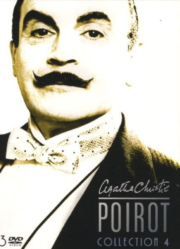 Agatha Christie - Poirot Collection  4 (3 DVDs)